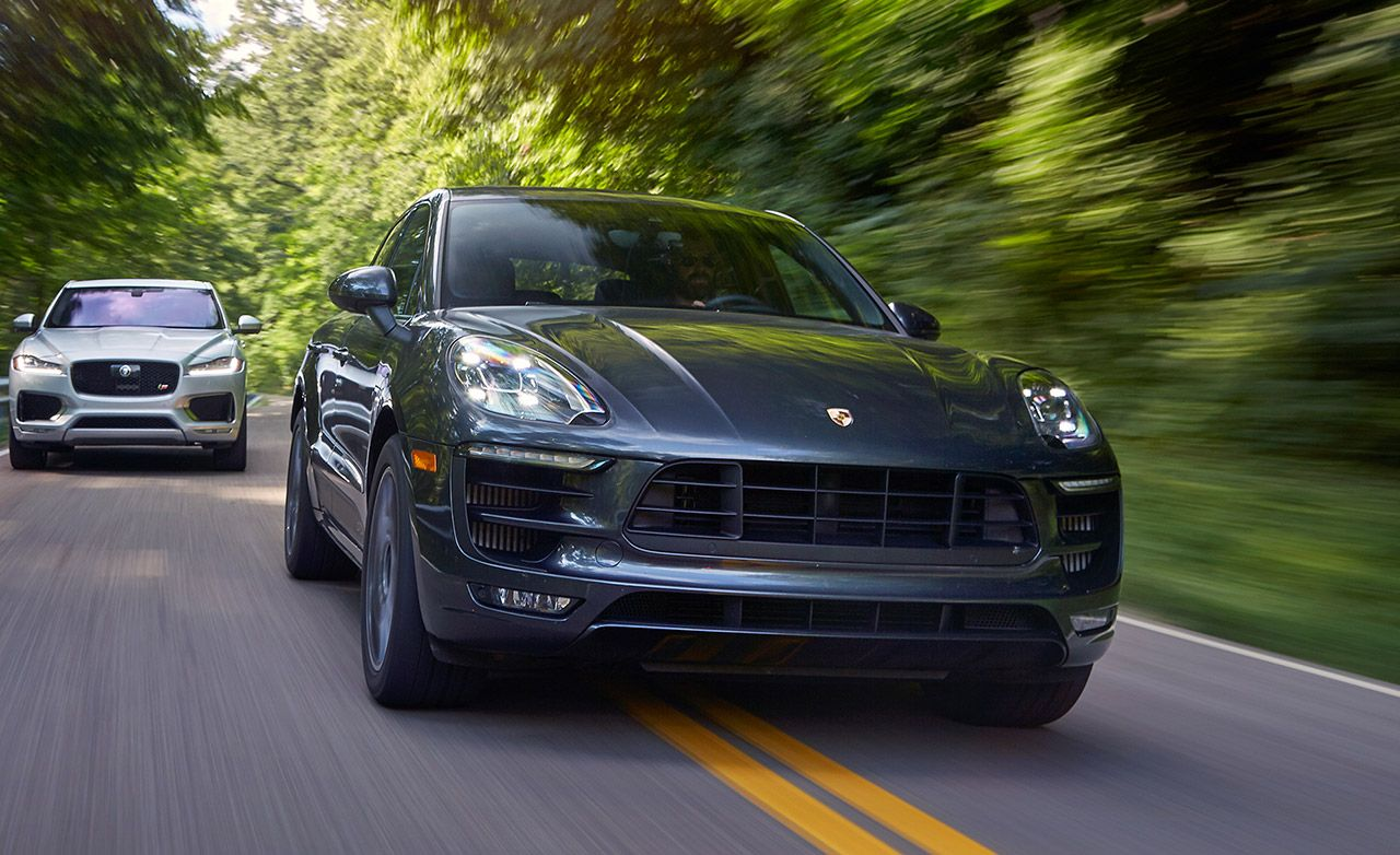 2015 Porsche Macan S Test Review Car And Driver