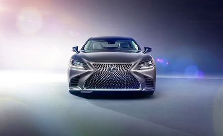 2018 Lexus LS500 Dissected: Powertrain, Styling, Platform, and More!