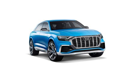 Audi Q8 Concept Dissected: Design, Chassis, Interior, and More!