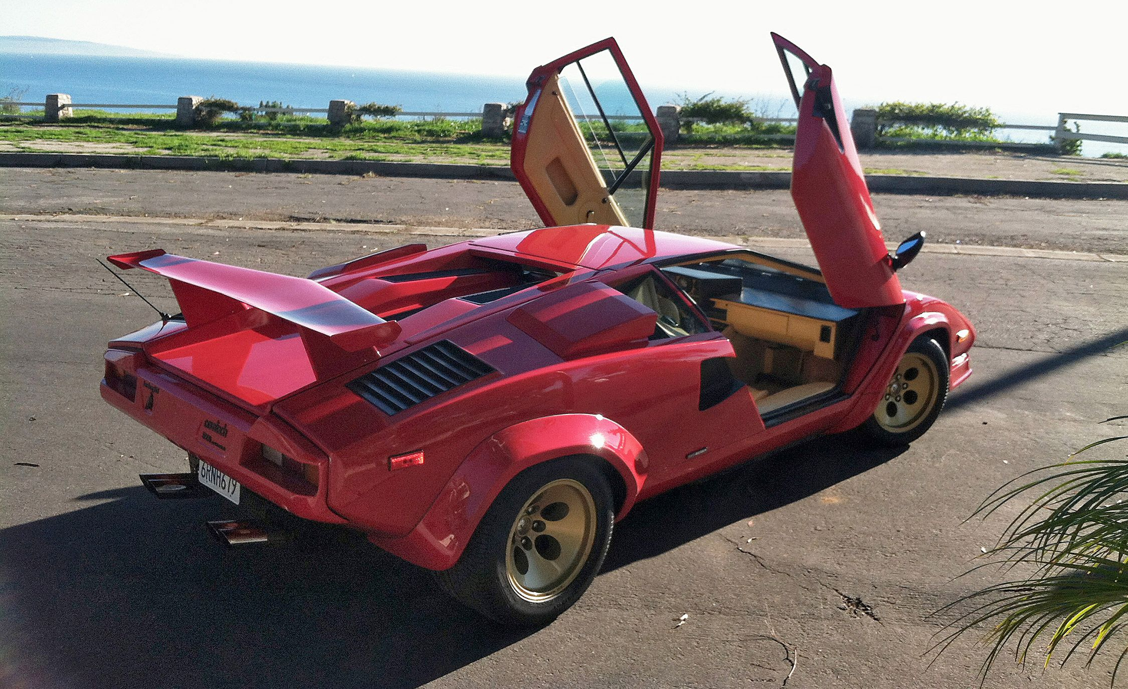 So I Drove An 88 Lamborghini Countach 5000qv Column