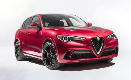 2018 Alfa Romeo Stelvio: We'll Take the 505-HP Version, Please