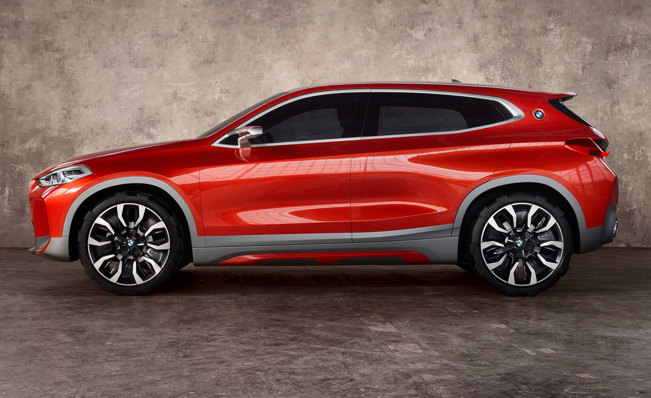 2018 BMW X2: A Sportier, Less Practical X1