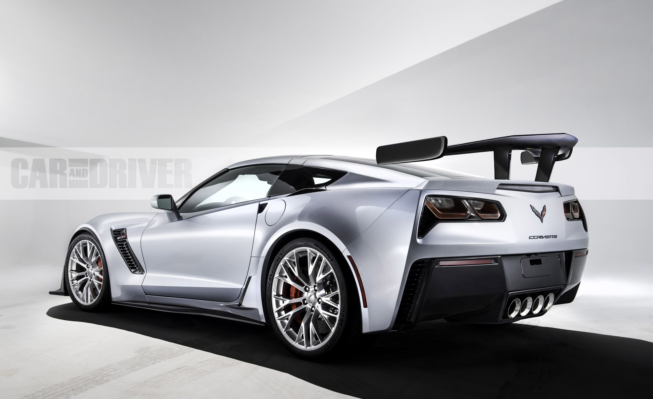 2018 Chevrolet Corvette ZR1: Sending Off C7 with One Hell of a Bang