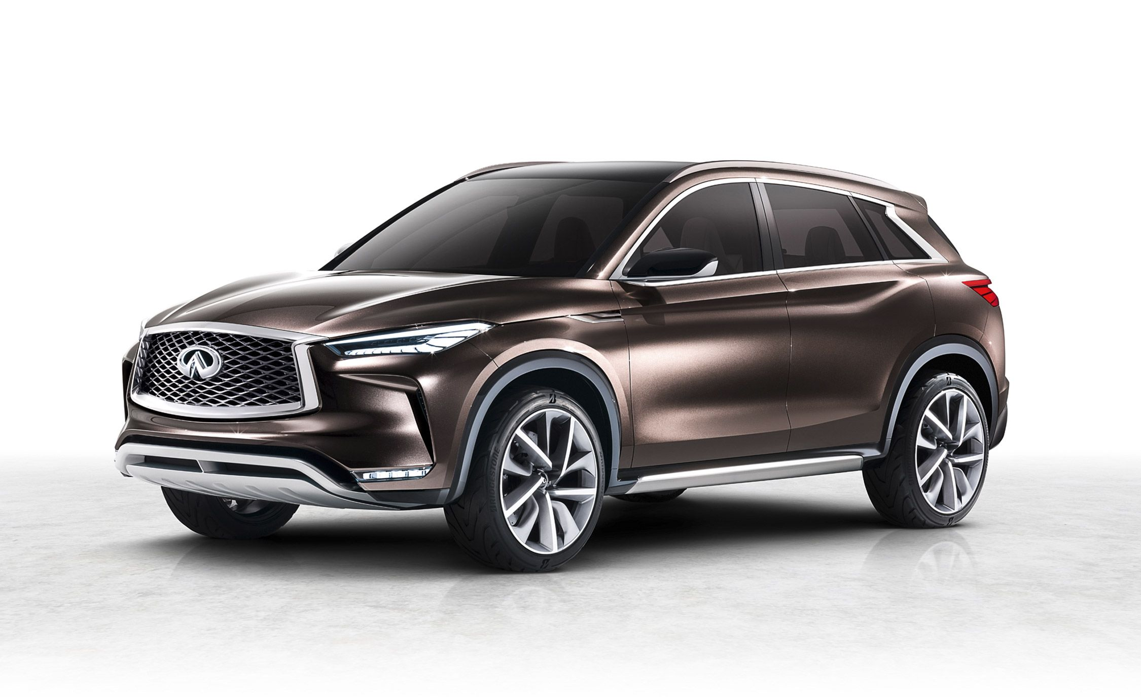 2018 nissan infiniti. fine nissan the 2018 infiniti qx50 is a car worth waiting for  feature and driver nissan infiniti