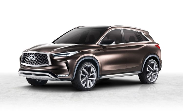 2018 Infiniti QX50: Notable Tech in an Important Package