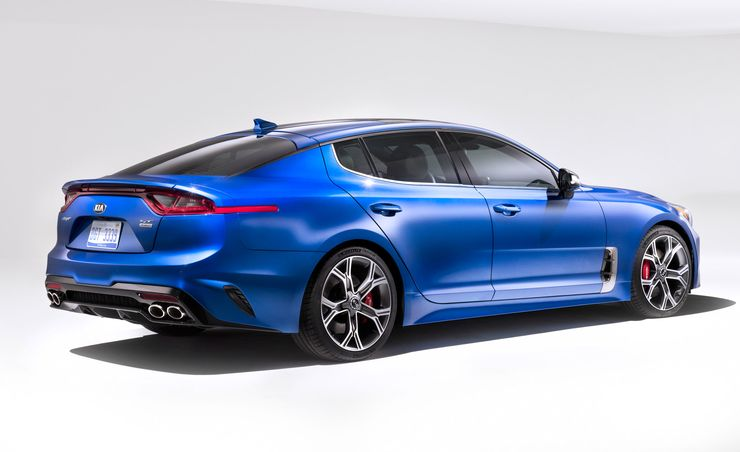 kia stinger reviews kia stinger price photos and specs car and driver. Black Bedroom Furniture Sets. Home Design Ideas
