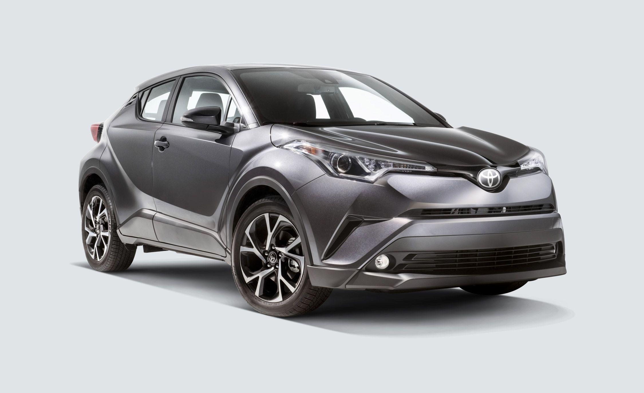 2018 Toyota C-HR: Funky Looks, Mainstream Mission