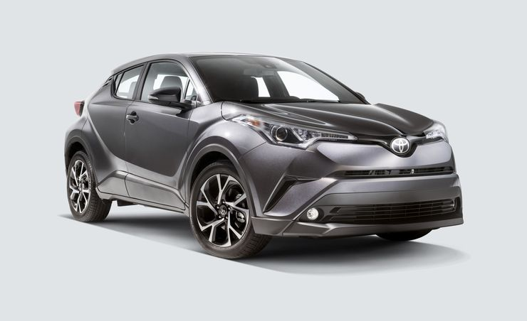 2018 Toyota C-HR: Funky Looks, Mainstream Mission