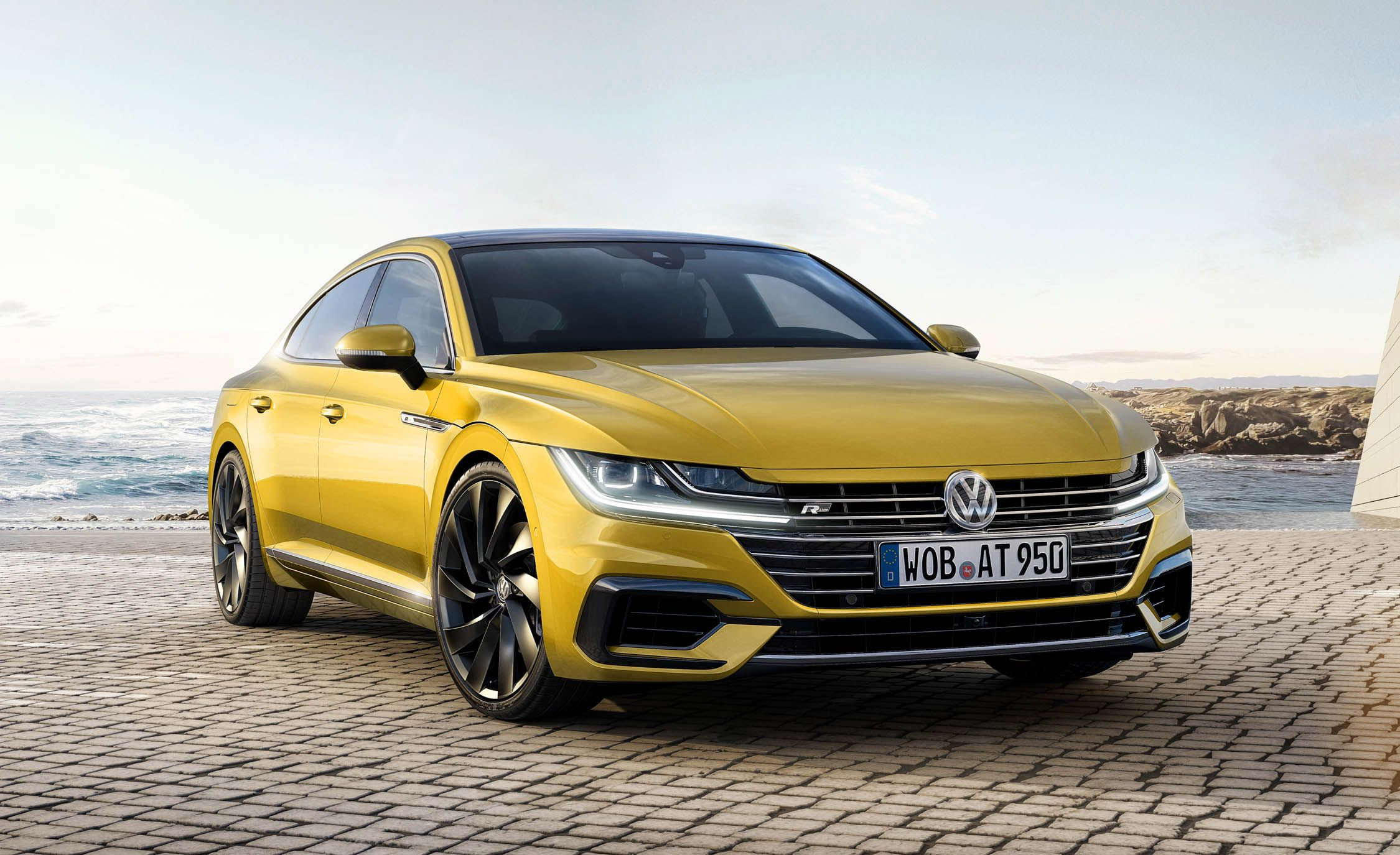 The 2018 Volkswagen Arteon Is A Car Worth Waiting For