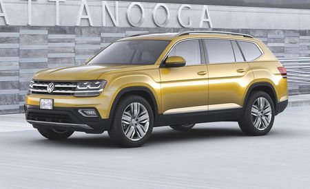 2018 Volkswagen Atlas: The People's People Hauler