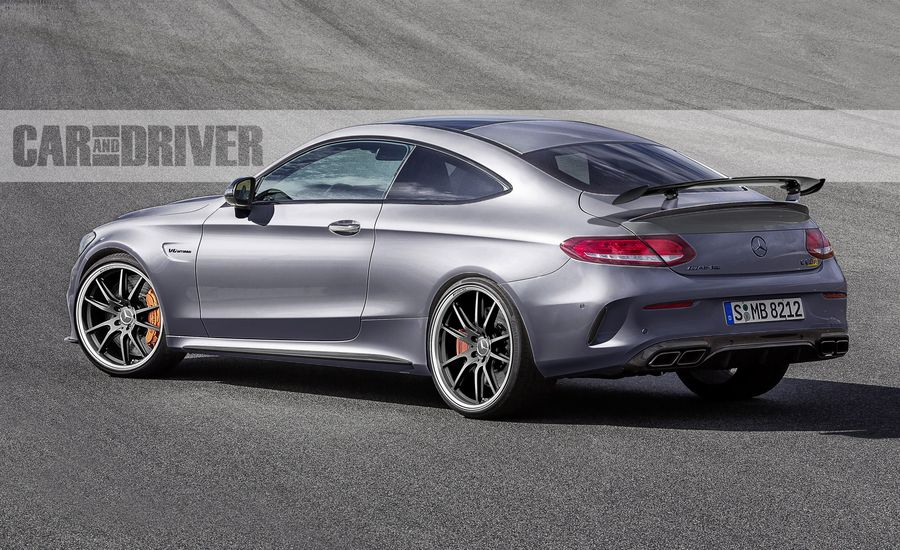 the 2019 mercedes amg c63 r is a car worth waiting for feature car and driver. Black Bedroom Furniture Sets. Home Design Ideas