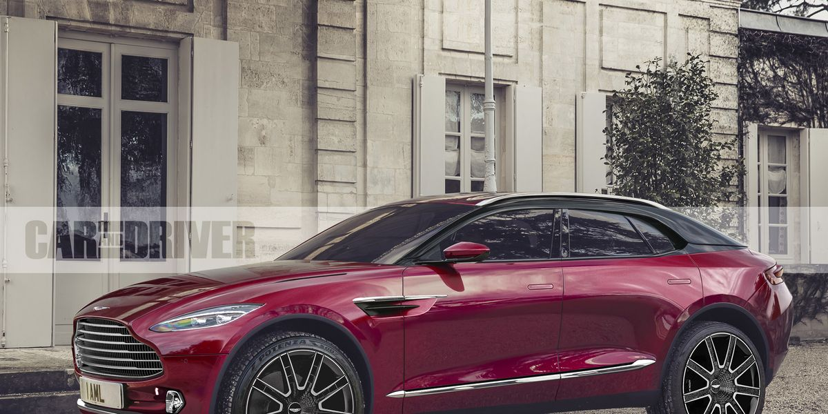 2017 Suvs Worth Waiting For >> The 2020 Aston Martin DBX Is a Car Worth Waiting For ...