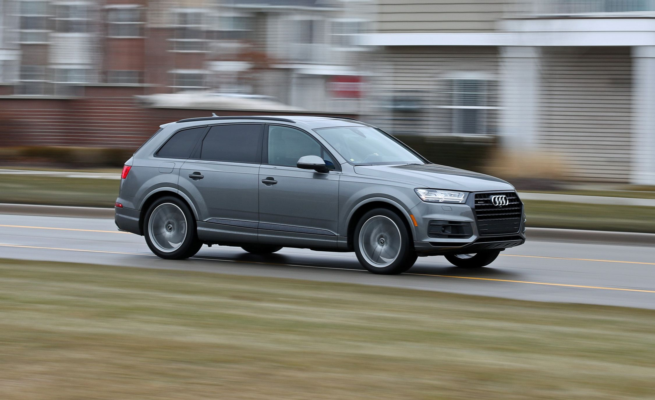 2017 audi q7 3 0t quattro long term test review car and driver rh caranddriver com Audi RS3 Chassis Audi RS3 Chassis