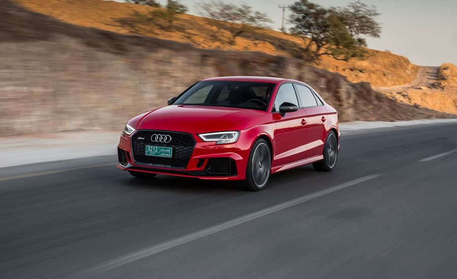 Audi RS First Drive Review Car And Driver - Audi rs3