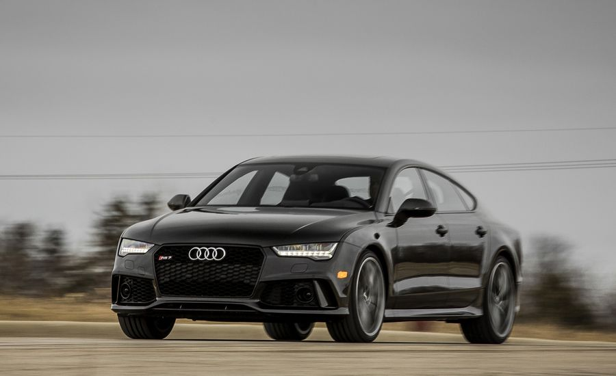 2017 audi rs7 performance test review car and driver. Black Bedroom Furniture Sets. Home Design Ideas