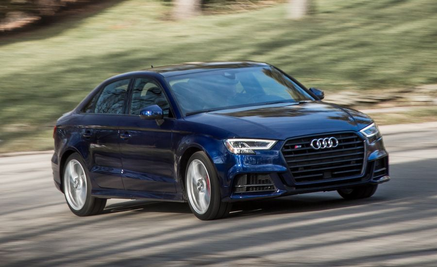 Audi S Instrumented Test Review Car And Driver - Audi s3 review