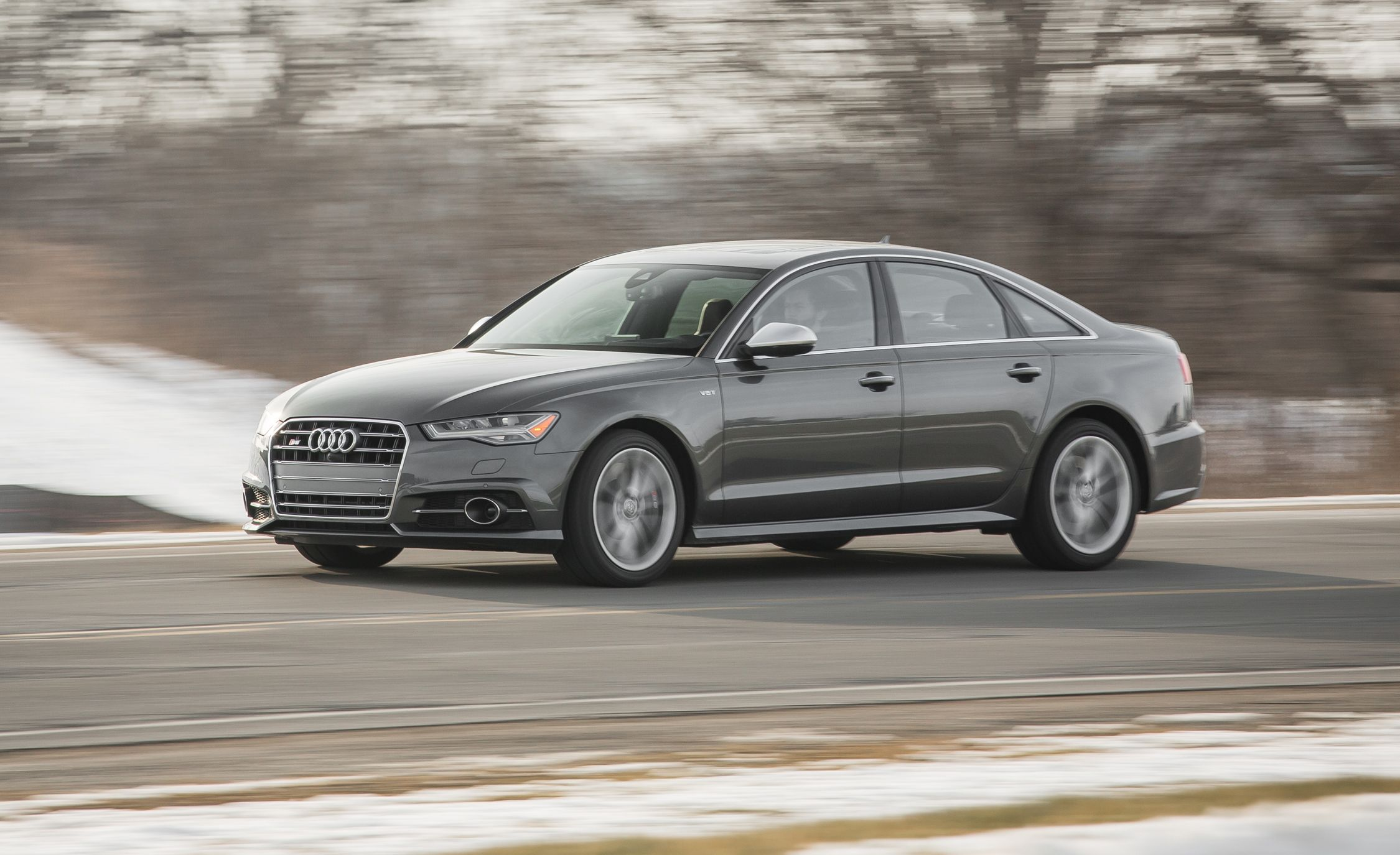 2017 Audi S6 0shares