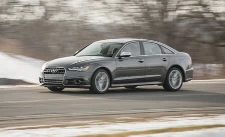 2017 Audi S6