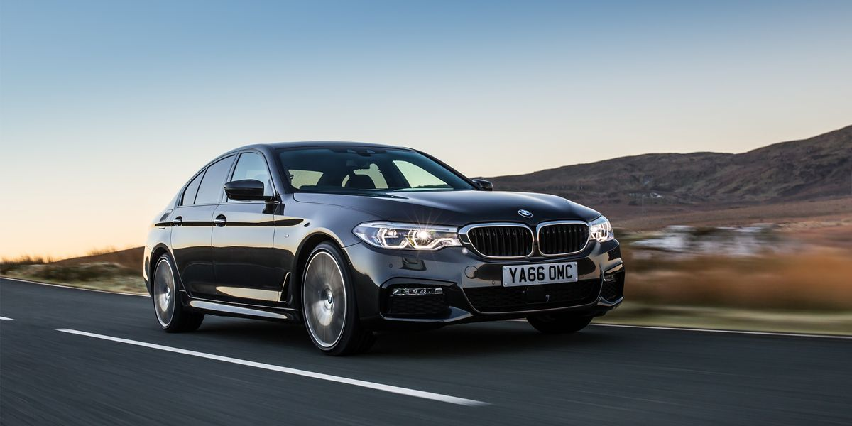 2017 Bmw 530d Euro Spec Diesel First Drive Review Car And Driver