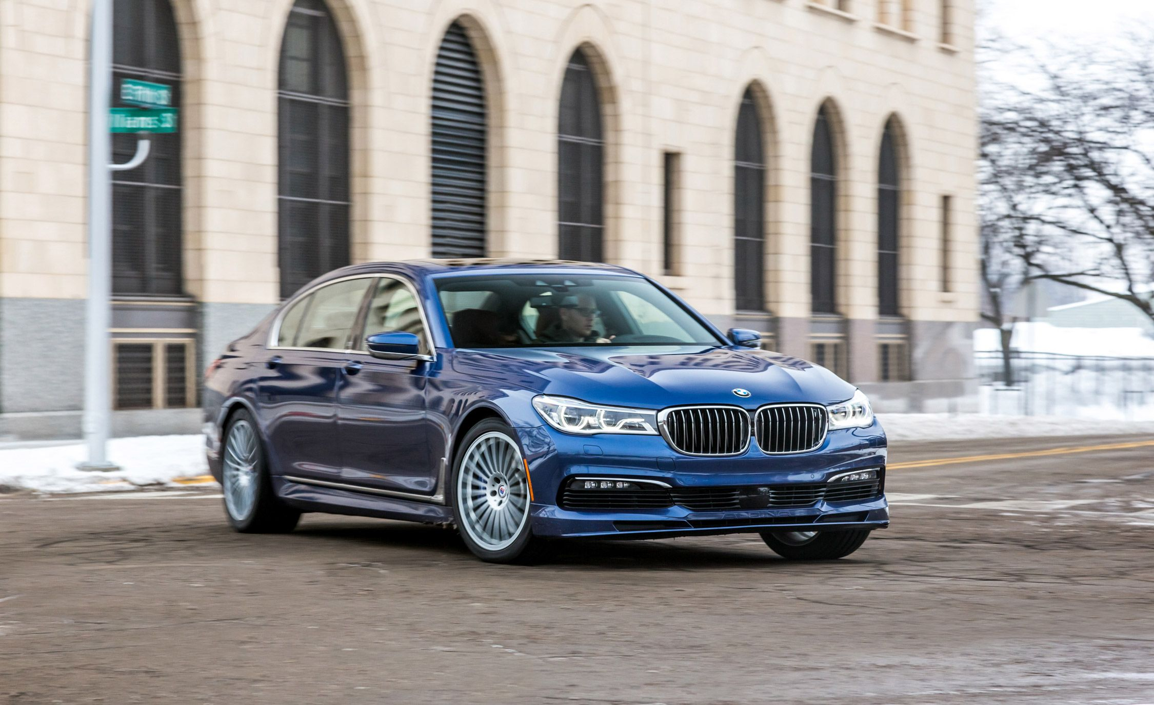 2017 BMW Alpina B7 xDrive Test – Review – Car and Driver