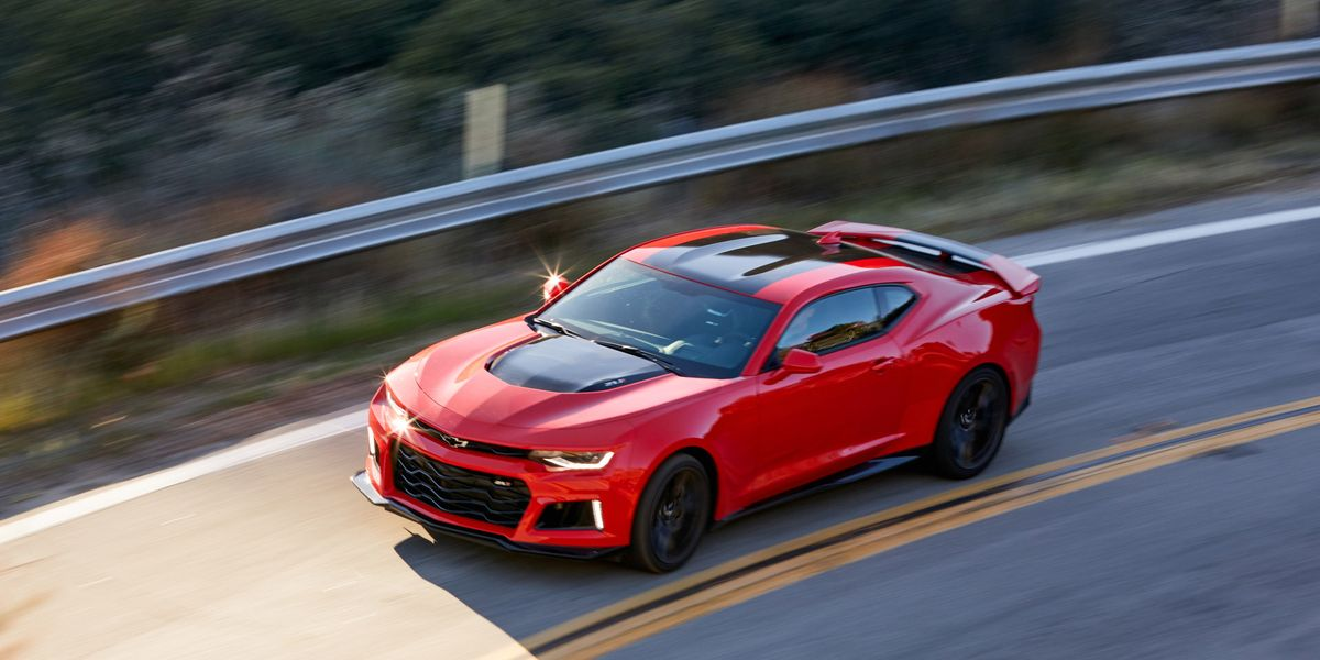 2017 Chevrolet Camaro Zl1 Test 8211 Review 8211 Car And Driver