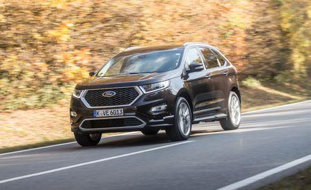 2017 Ford Edge Vignale: On the Edge of Pretension