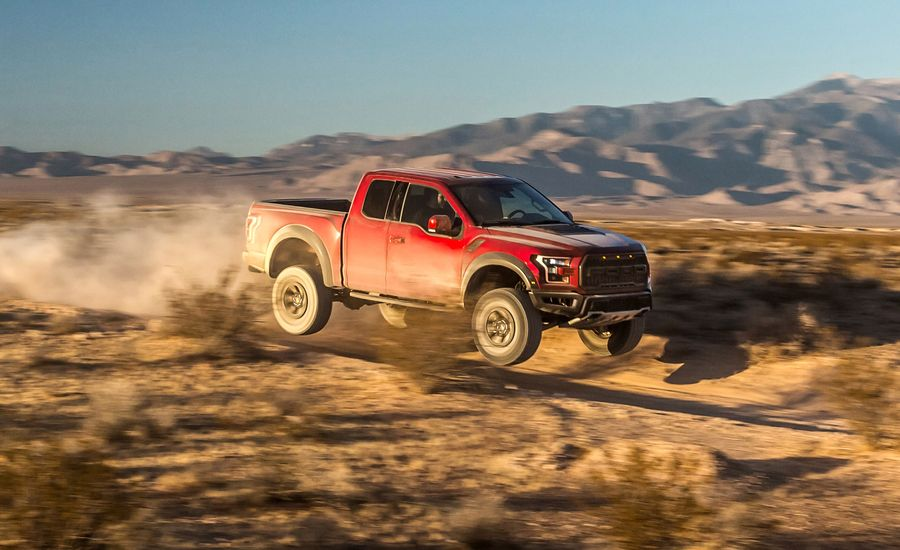 2017 ford f 150 raptor supercab test review car and driver. Black Bedroom Furniture Sets. Home Design Ideas