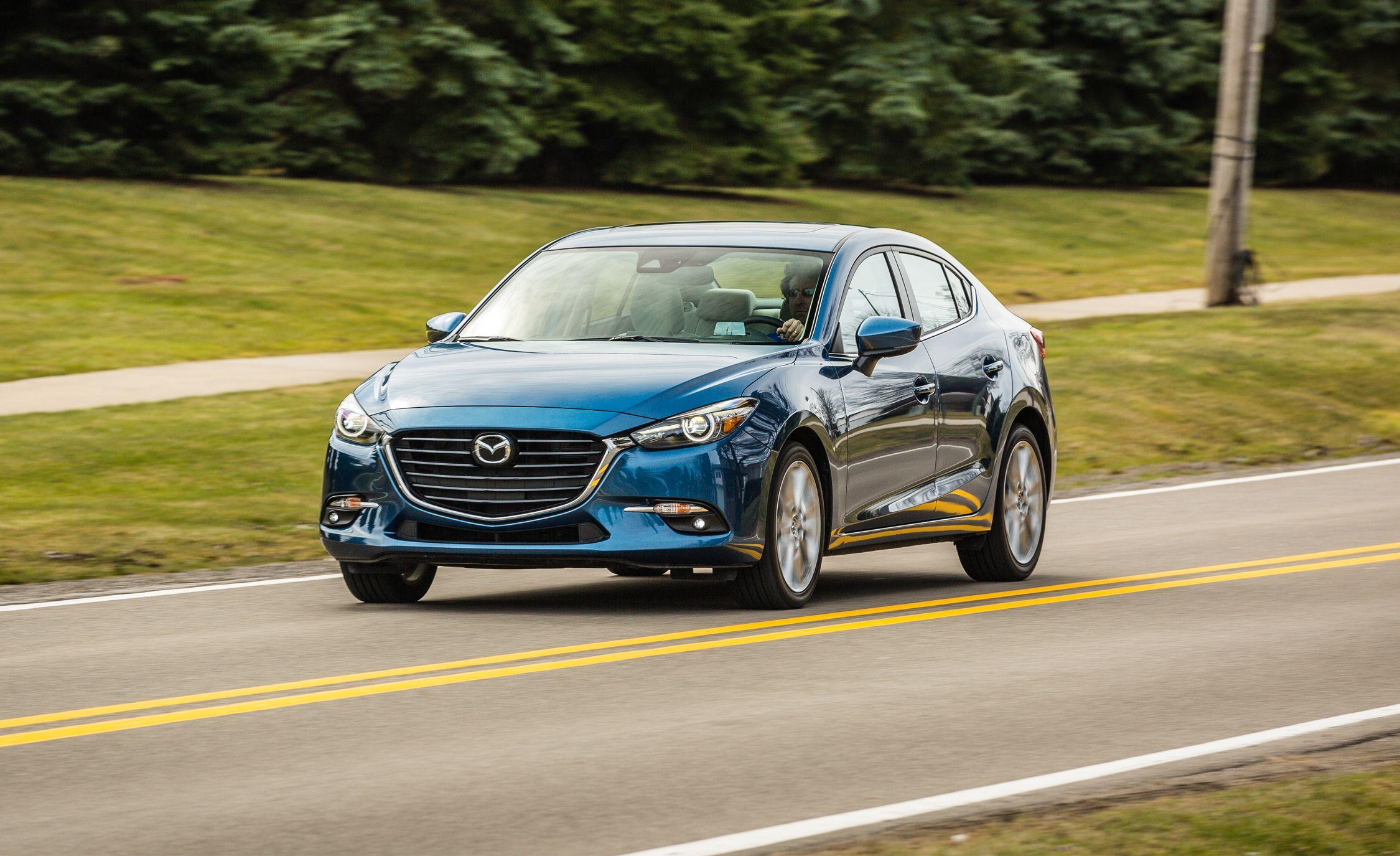2017 mazda 3 2 5l automatic sedan tested review car and driver rh caranddriver com Ford V6 Engine Diagram 2003 Mazda 6 Engine Diagram