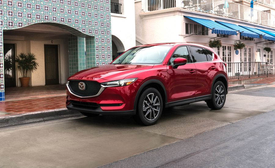 Car And Driver  Mazda Cx Review