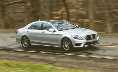 2017 Mercedes-Benz S550 4MATIC