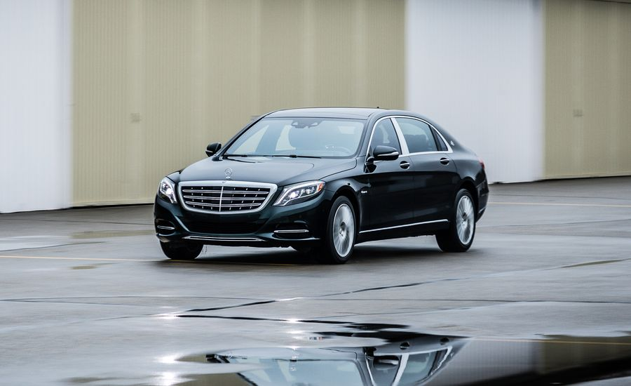 2017 Mercedes-Maybach S550 4MATIC