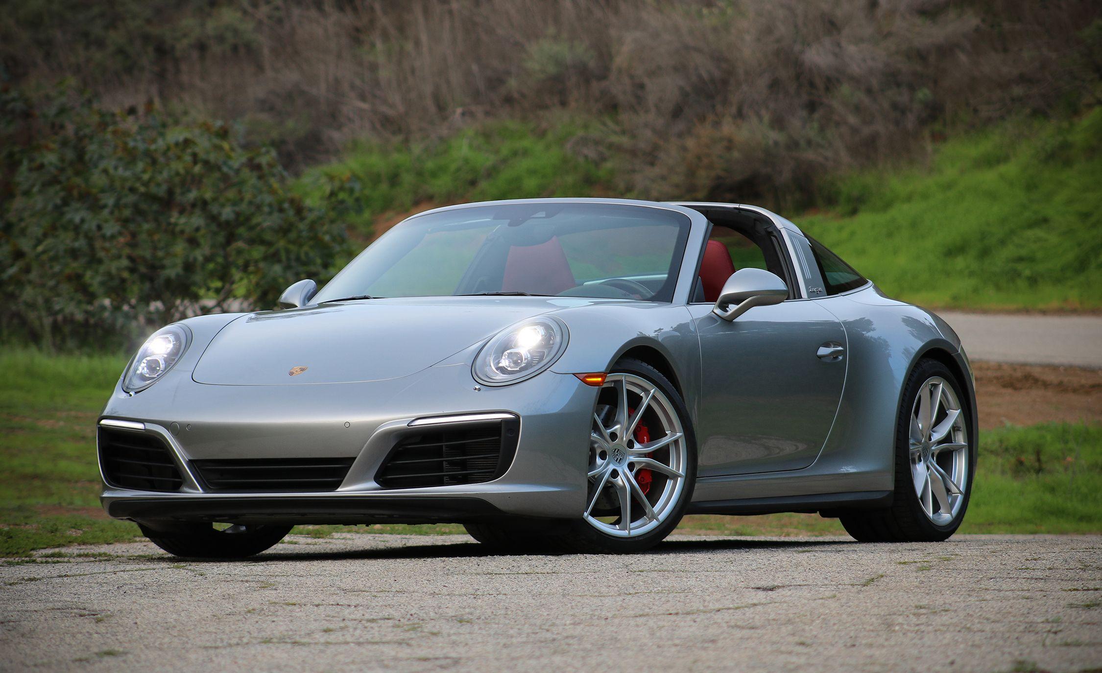 2017 Porsche 911 Carrera 4s Targa Automatic Test Review