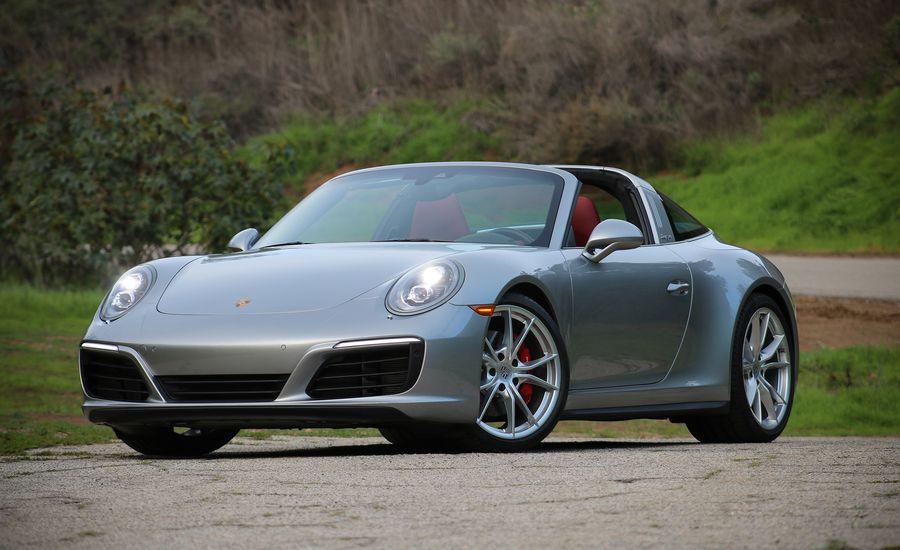 2017 Porsche 911 Carrera 4S Targa PDK Automatic