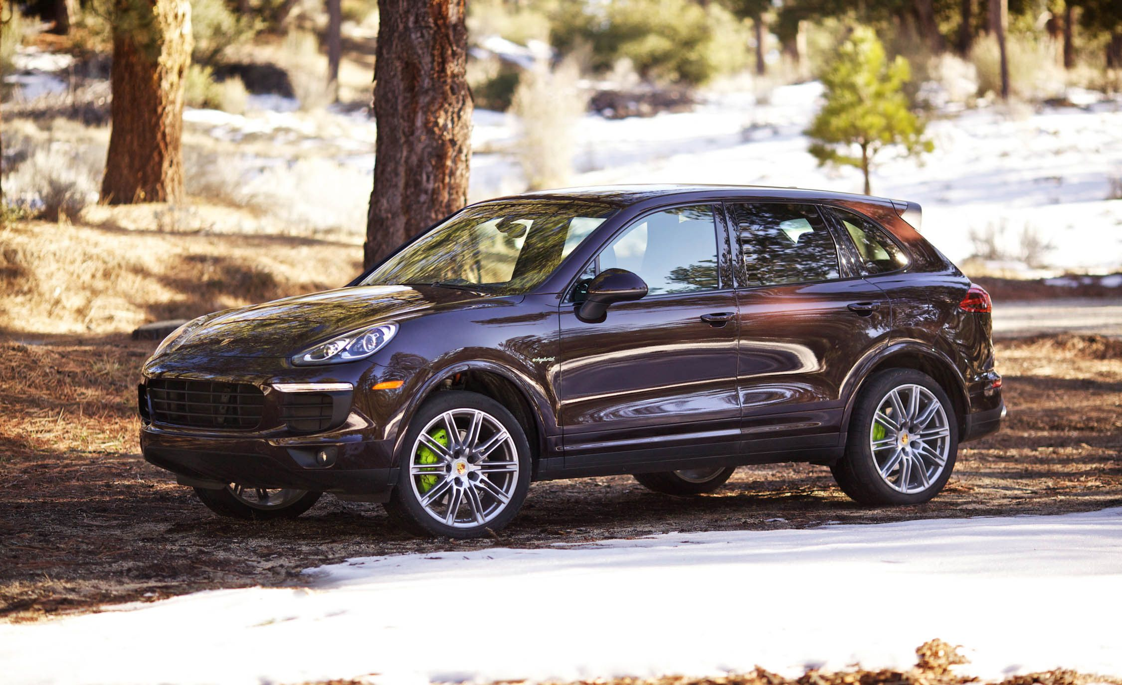 2019 Porsche Cayenne Reviews Price Photos And Specs Car Driver