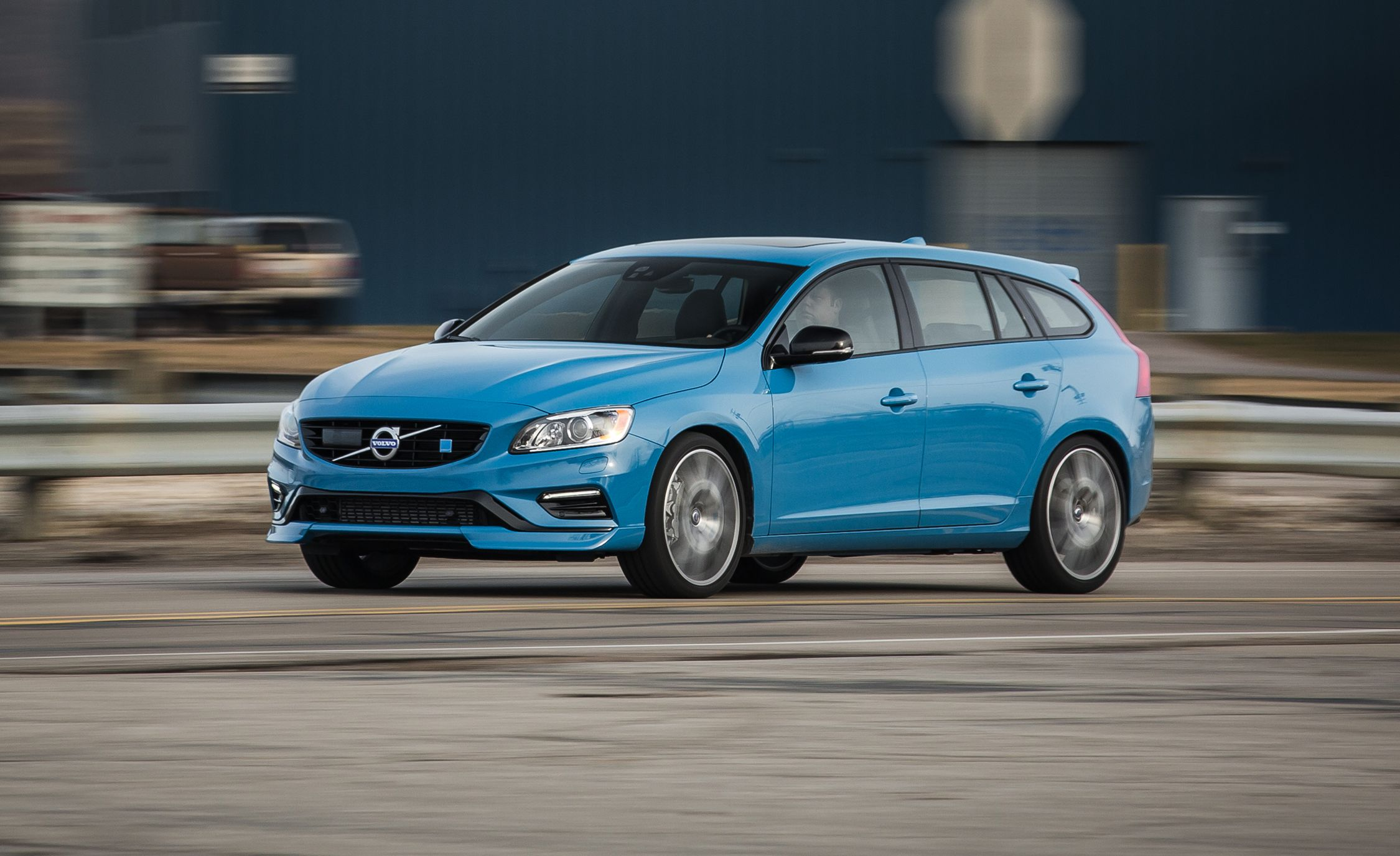 Mazda 3 Price >> 2017 Volvo V60 Polestar Test | Review | Car and Driver