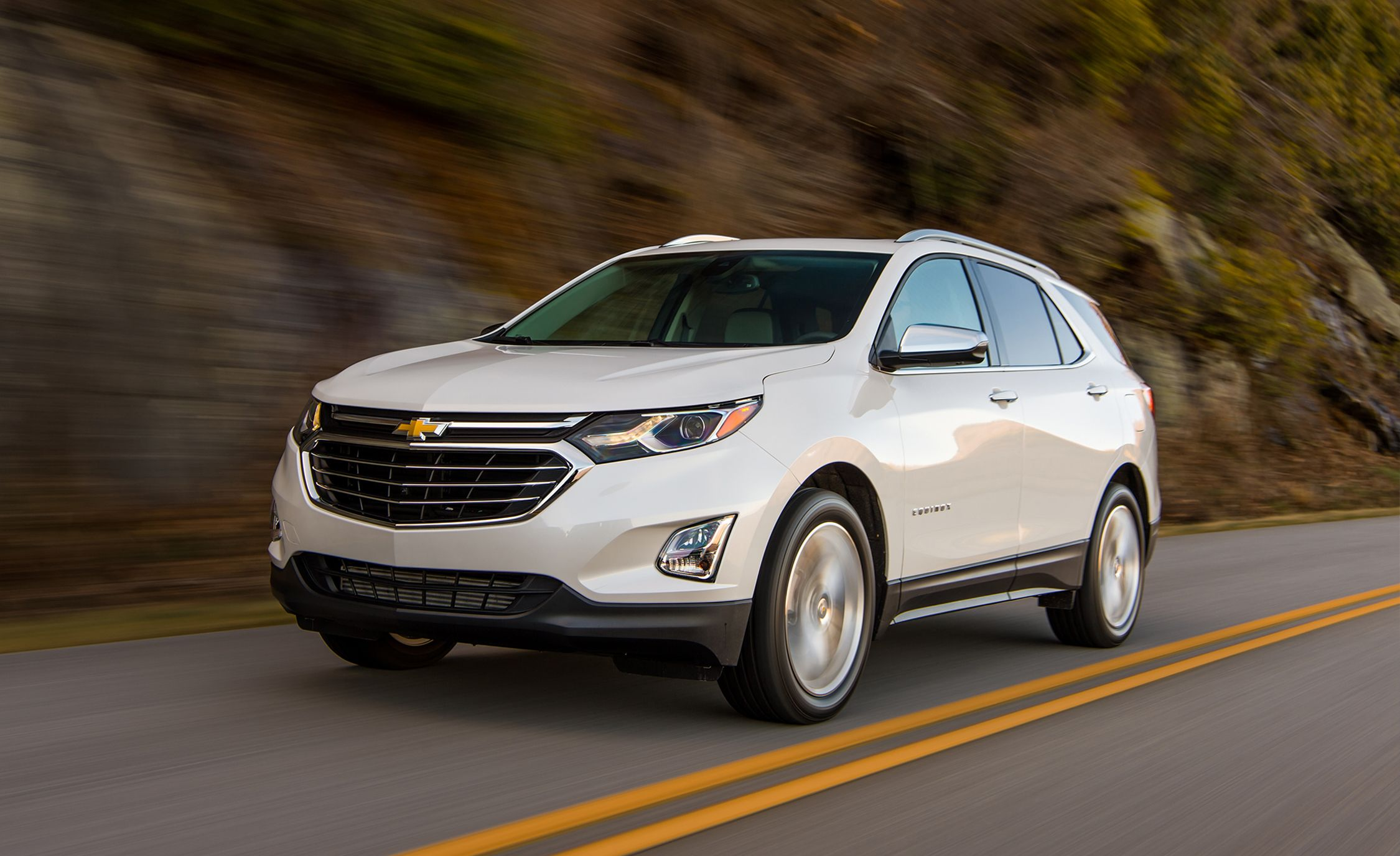 2018 Chevrolet Equinox First Drive Review Car and Driver