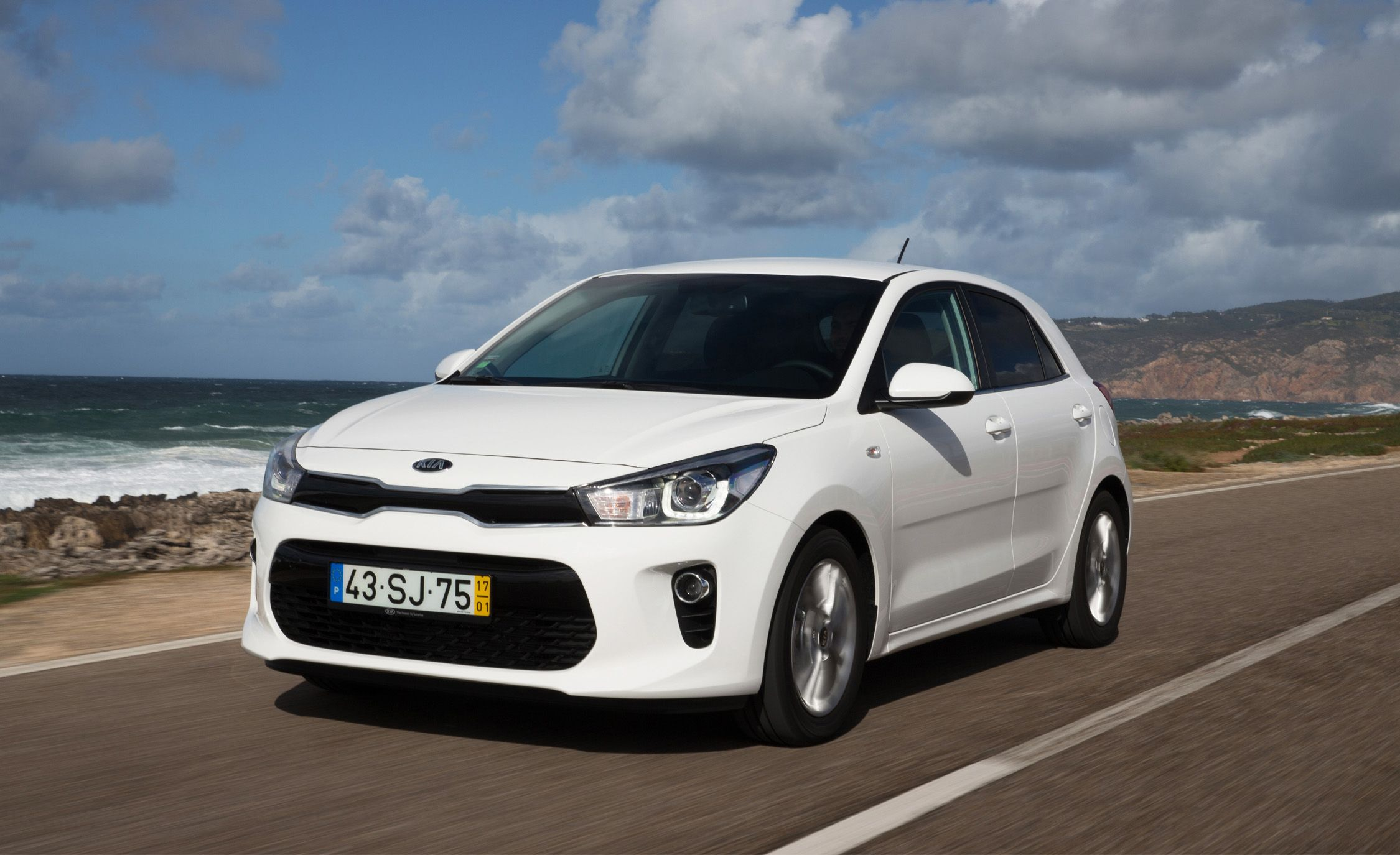 2019 Kia Rio >> 2018 Kia Rio Hatchback First Drive – Review – Car and Driver