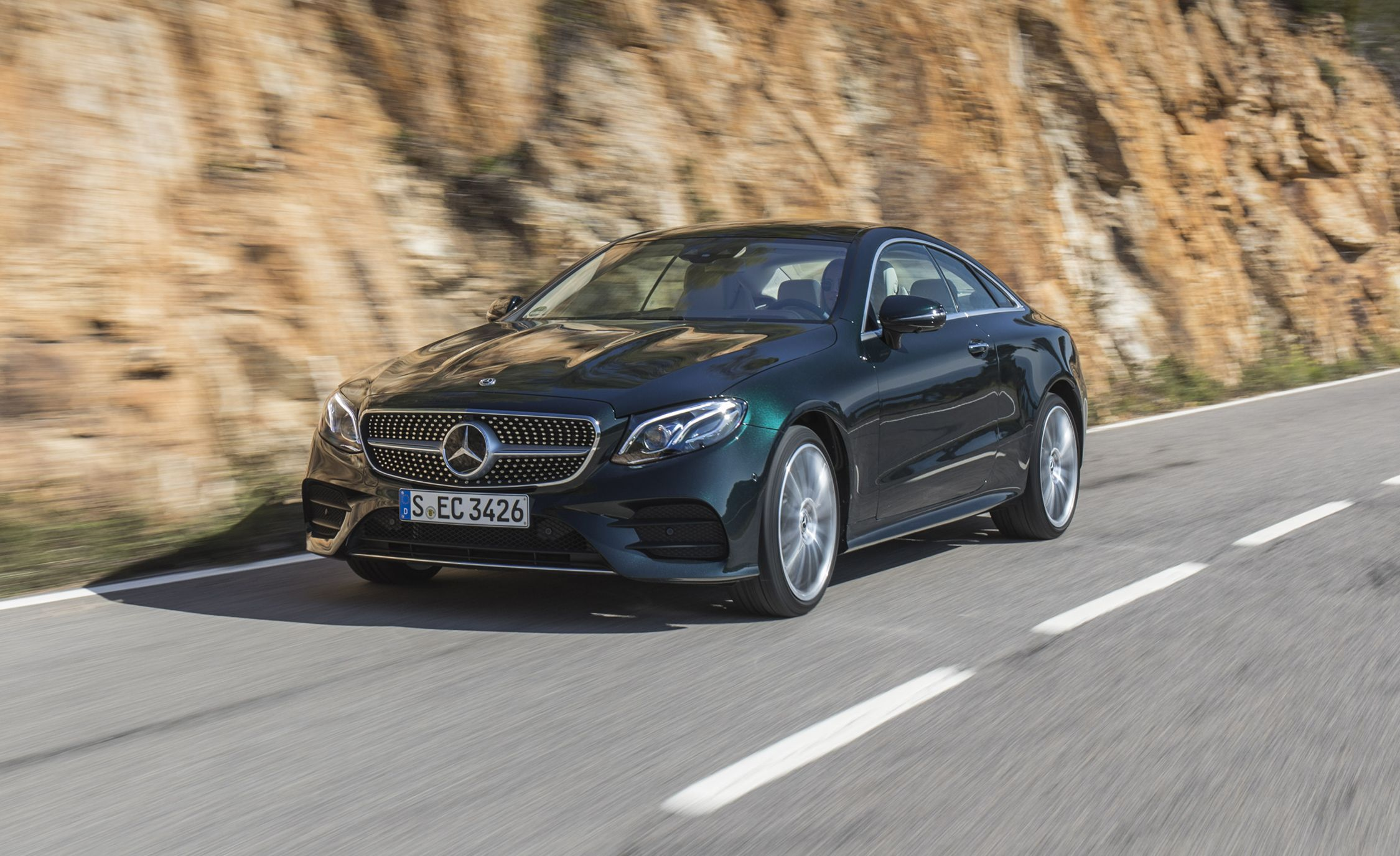 Mercedes-Benz E-Class: General notes