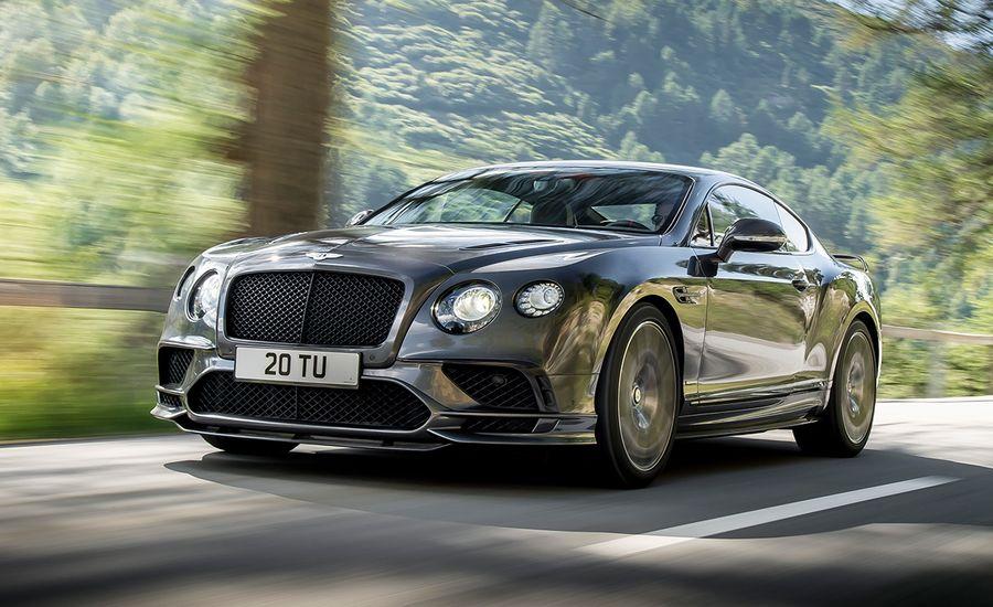 2017 Bentley Continental Supersports: The Superlative Bentley