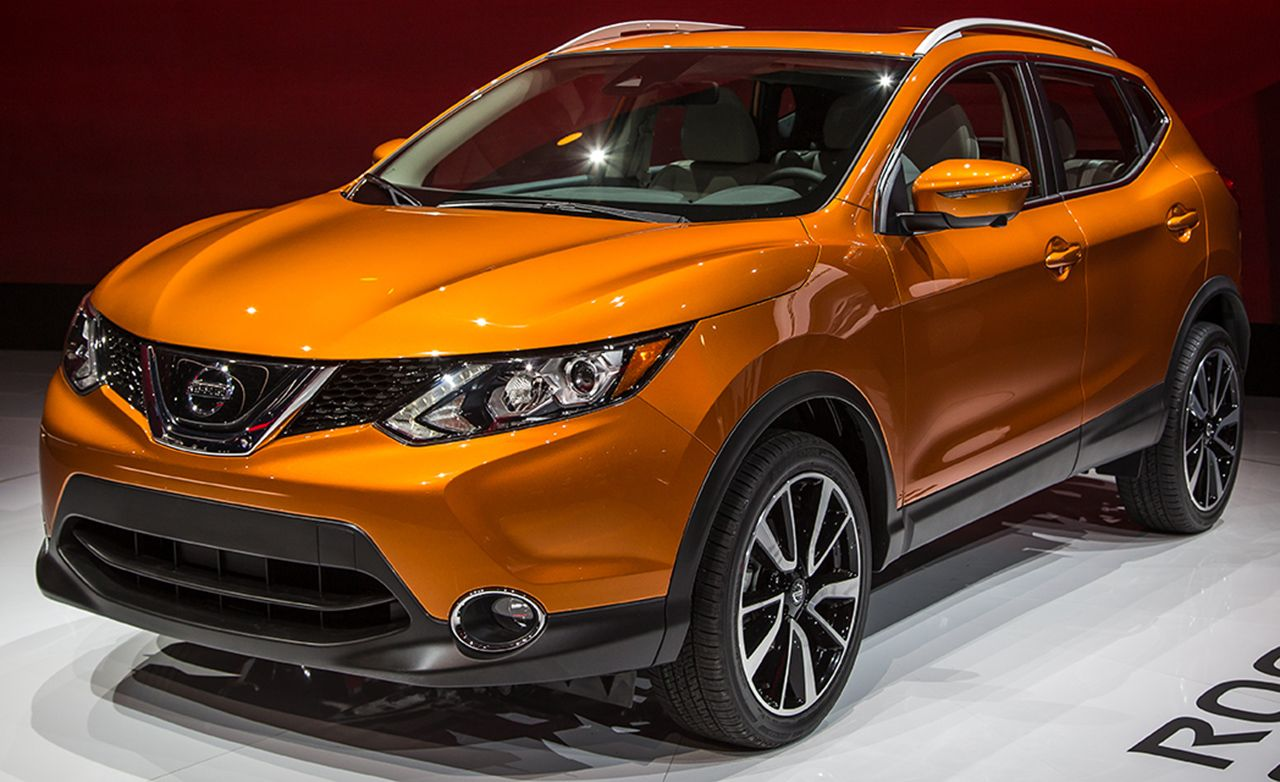 2017 Nissan Rogue Sport: In This Case, Sport Means Small