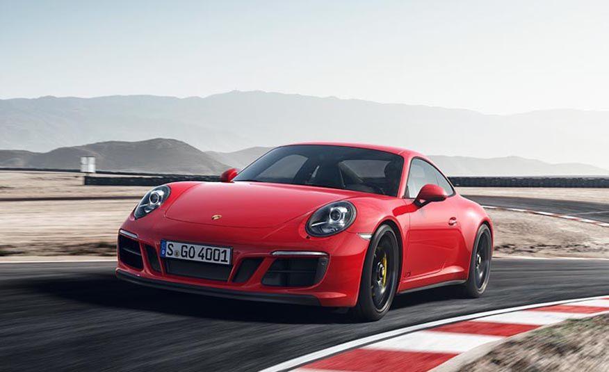 2017 Porsche 911 Gts The Sweetest Sweet Spot Yet