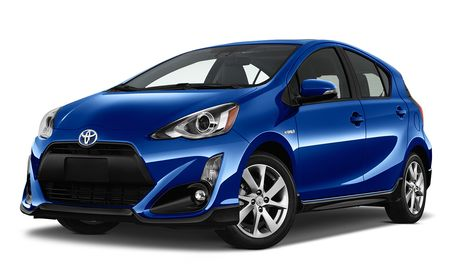 2017 Toyota Prius C: Small Updates for the Subcompact Hybrid