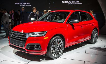 2018 Audi SQ5 3.0 TFSI: More Torque without the Supercharger