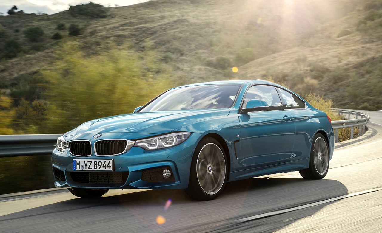 2018 BMW 4-series Coupe and Convertible: Just a Little Nip and Tuck