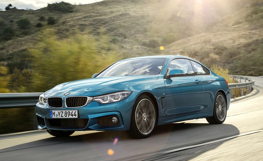 2018 BMW 4 Series Coupe And Convertible Just A Little Nip Tuck
