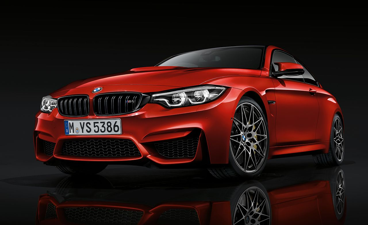 2018 Bmw M4 Photos And Info News Car And Driver