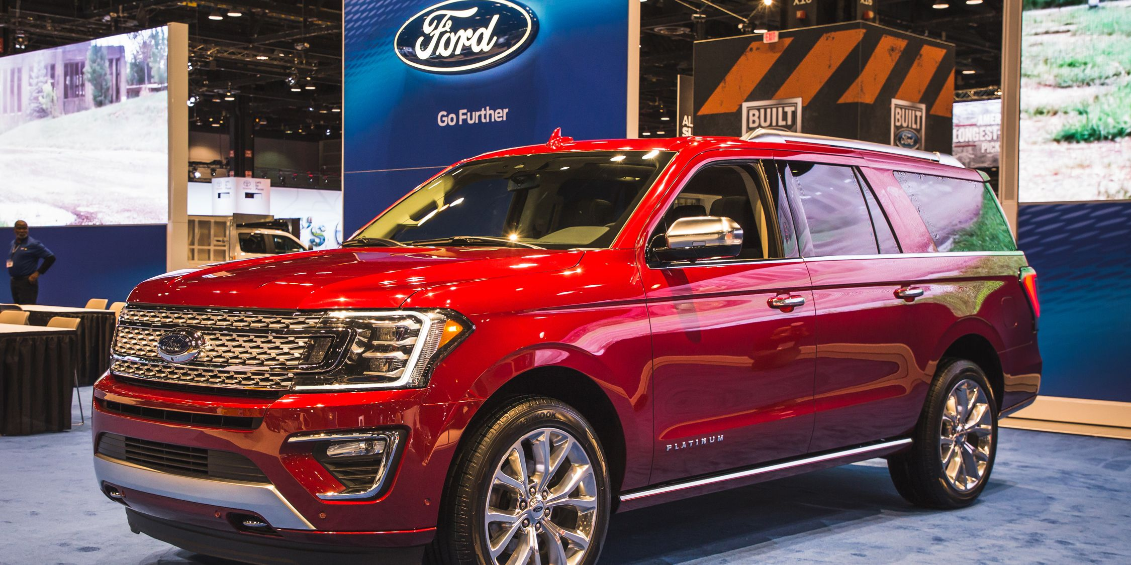 2018 Ford Expedition Photos And Info 8211 News 8211 Car And Driver