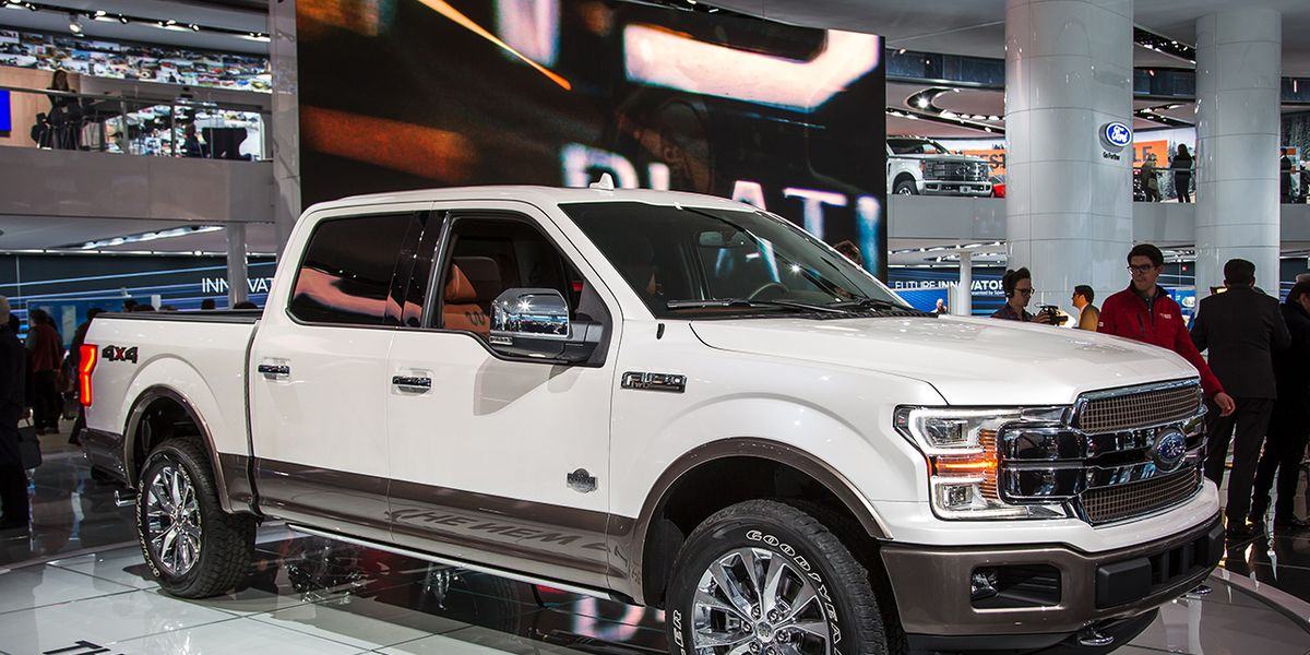 2018 Ford F-150 Revealed with Diesel Power – News – Car and Driver