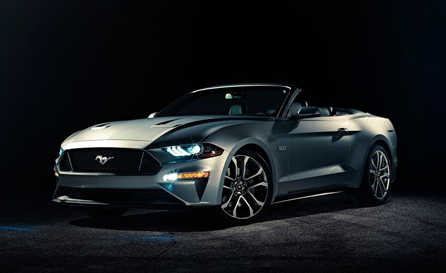 2018 Ford Mustang Convertible Renewed Droptop