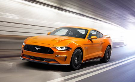2018 Ford Mustang: Drops V-6, Gains New Tech